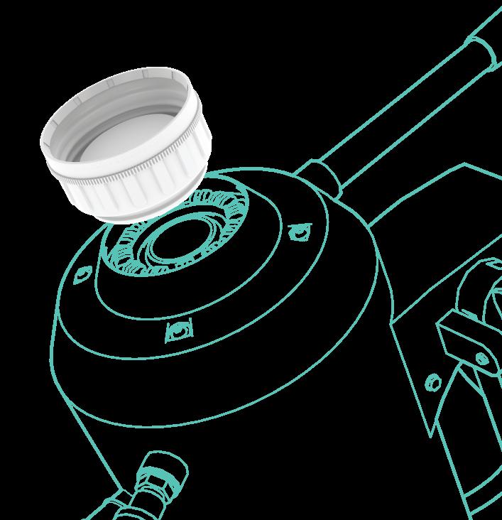 Easyconnnect reduce spills